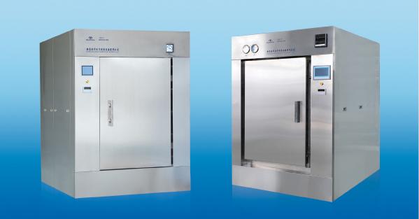AQS系列蒸汽式安瓿检漏灭菌柜